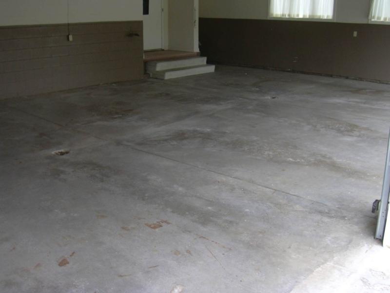 Garage floor epoxy coatings sealtech for Garage floor cleaning service