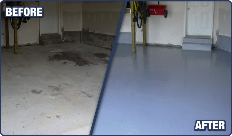 Garage Floor Amp Epoxy Coatings Sealtech