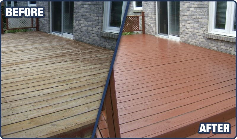 Paint Or Stain On Pressure Treated Wood