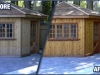 Shed Staining