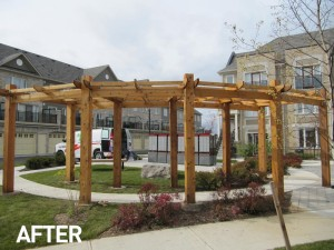 pergola-staining-after